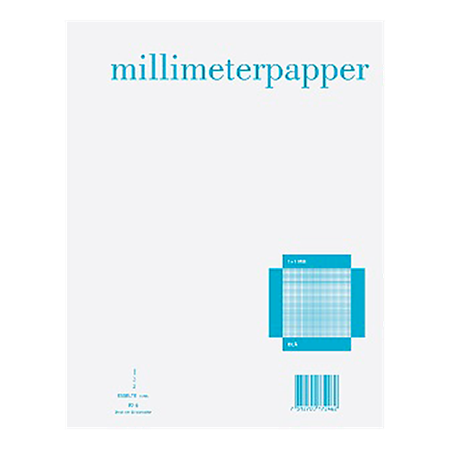 Milimeterpapper A4