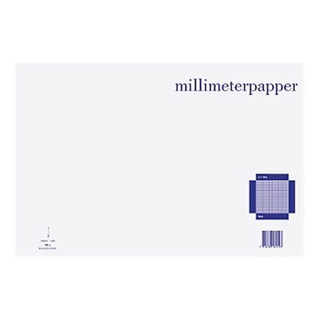 Millimeterpapper A3L
