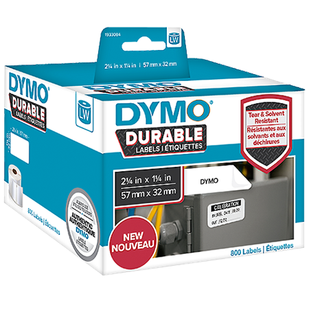 Universaletikett Dymo LabelWriter Durable 57x32 mm