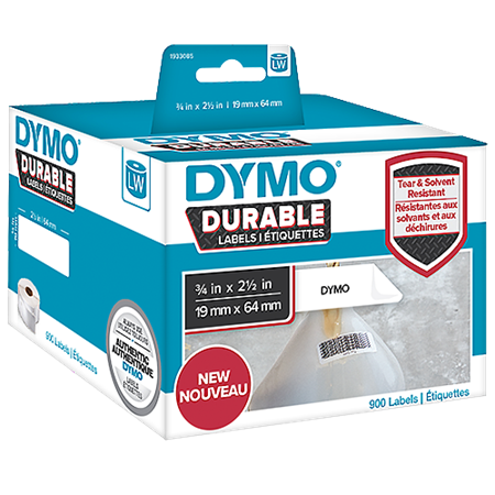 EAN-koder Dymo LabelWriter Durable 19x64 mm
