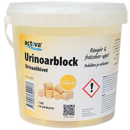 Urinoarblock Activa Citron