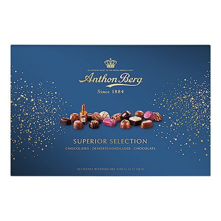 Anthon Berg Superior Selection